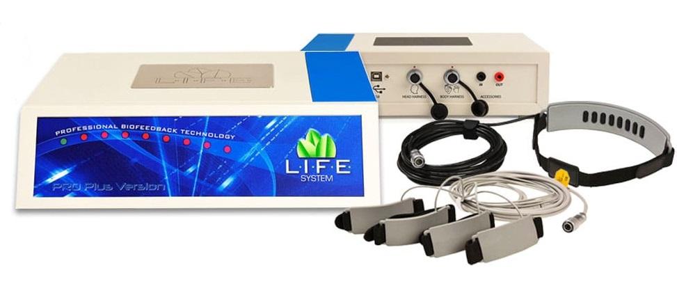 Bioresonance biofeedback LIFE System